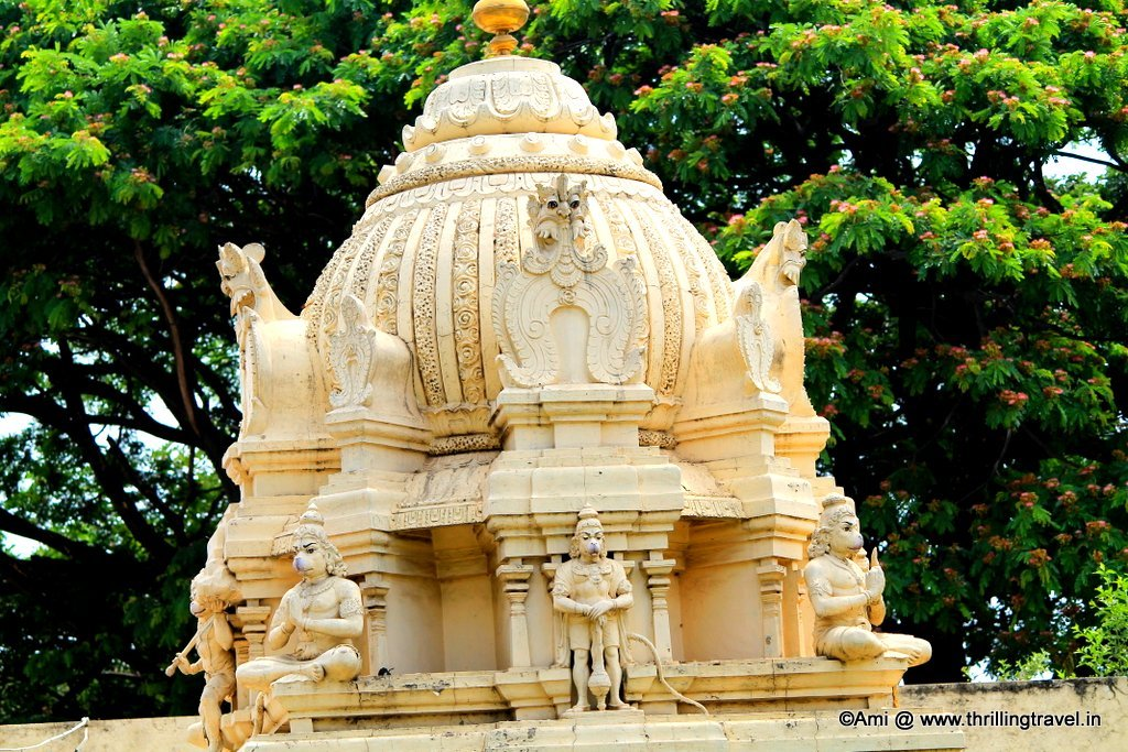 Venkatramanna temple, Bengaluru