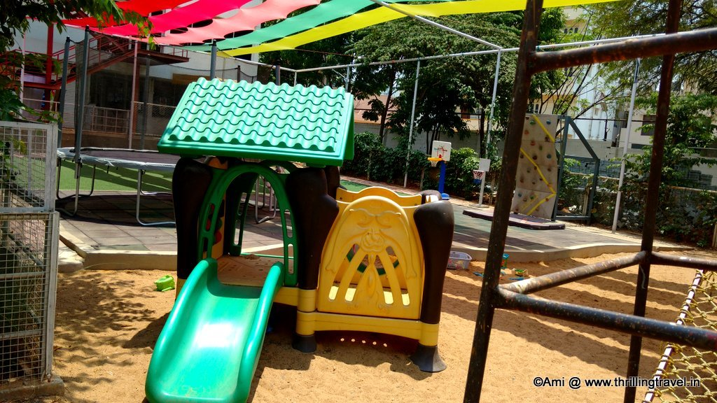 Toddler's Play Area. Play Arena, Bengaluru