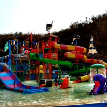 Adlabs Aquamagica: A perfect outing with kids