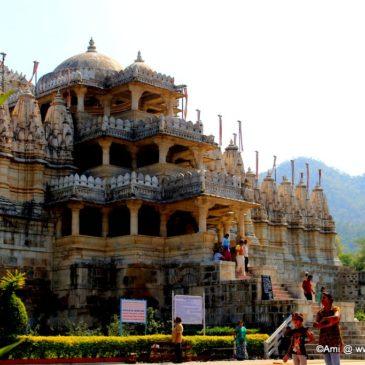 5 Reasons to see the stunning Ranakpur Jain Temple