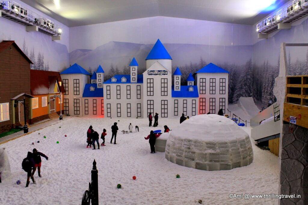 Snowmagica