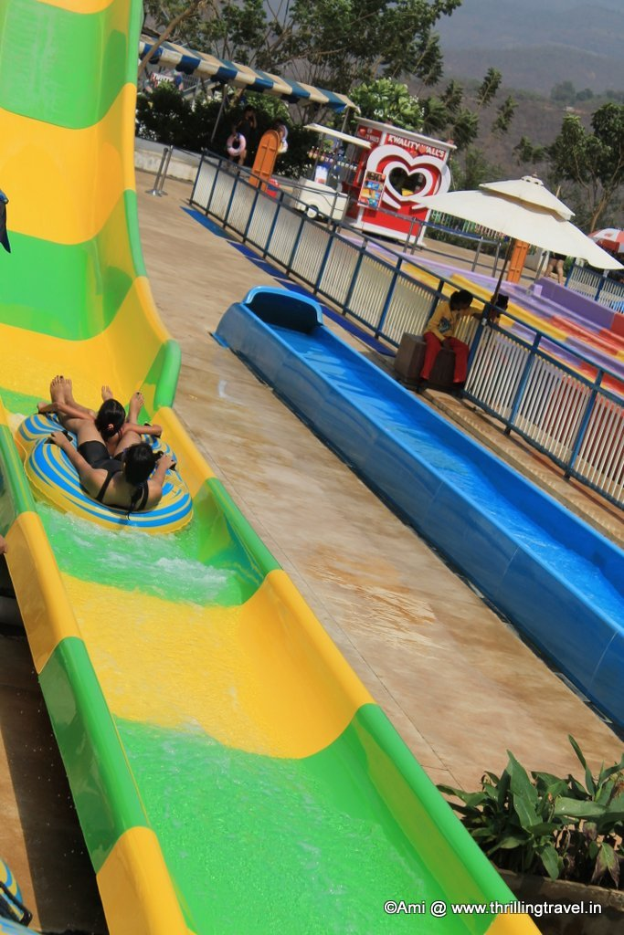 Boomeranggo at Adlabs Aquamagica