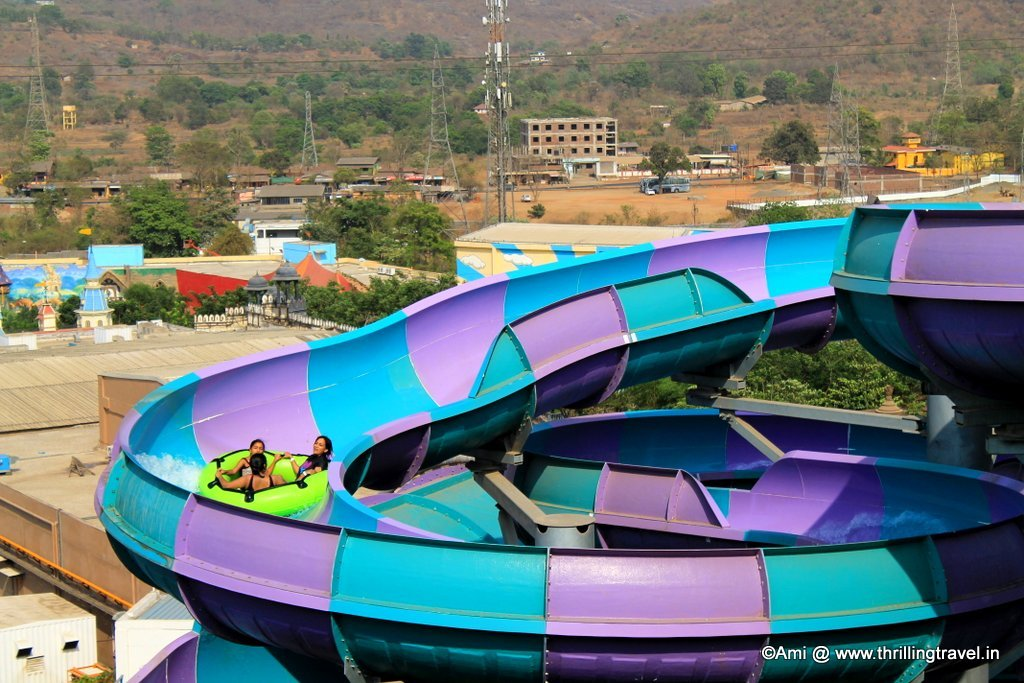 The Screamer at Adlabs Aquamagica