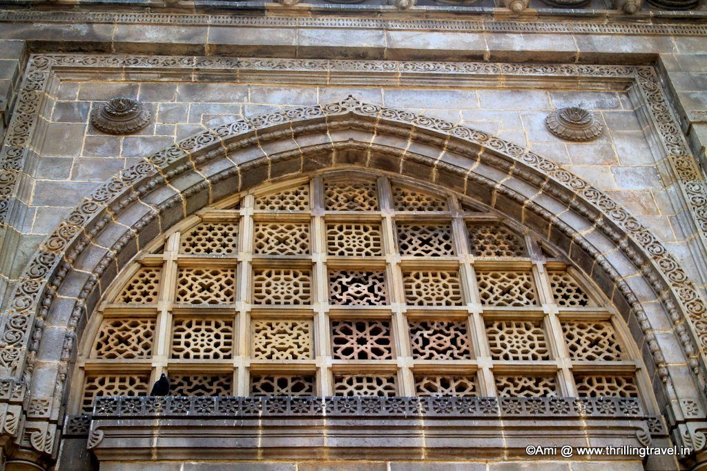 Details on the Gateway of India
