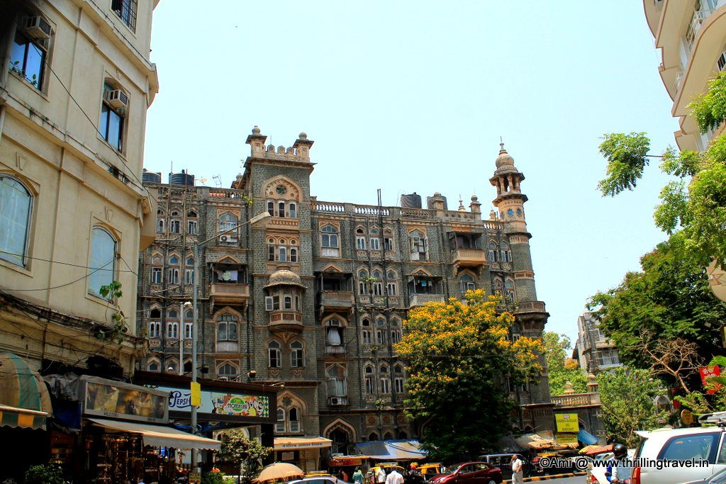 Colaba, near Gateway of India