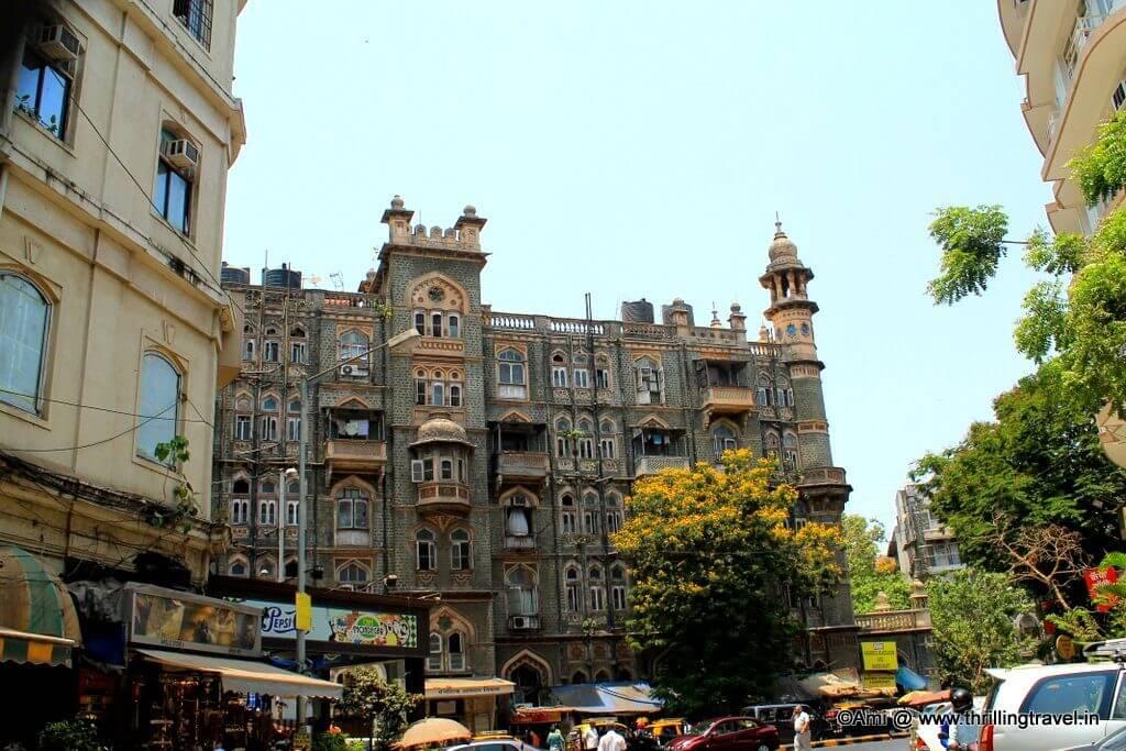 Colaba, near Gateway of India