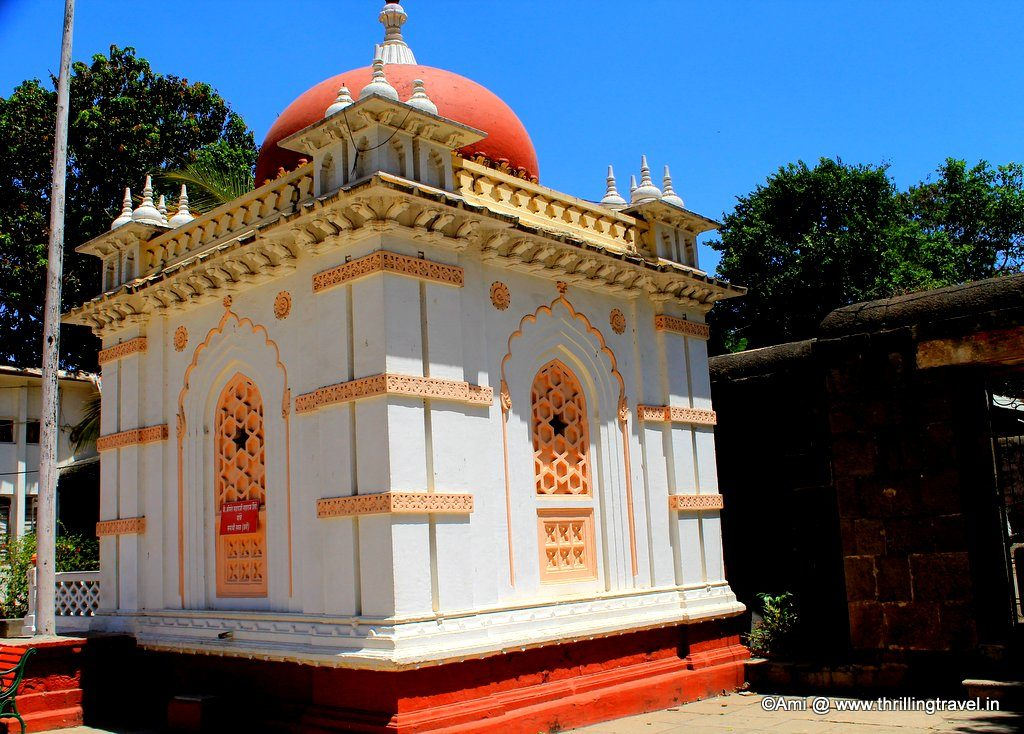 Samadhi of Mahadji Shinde, Pune