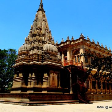 Shinde Chhatri: A Maratha's memorial in Pune