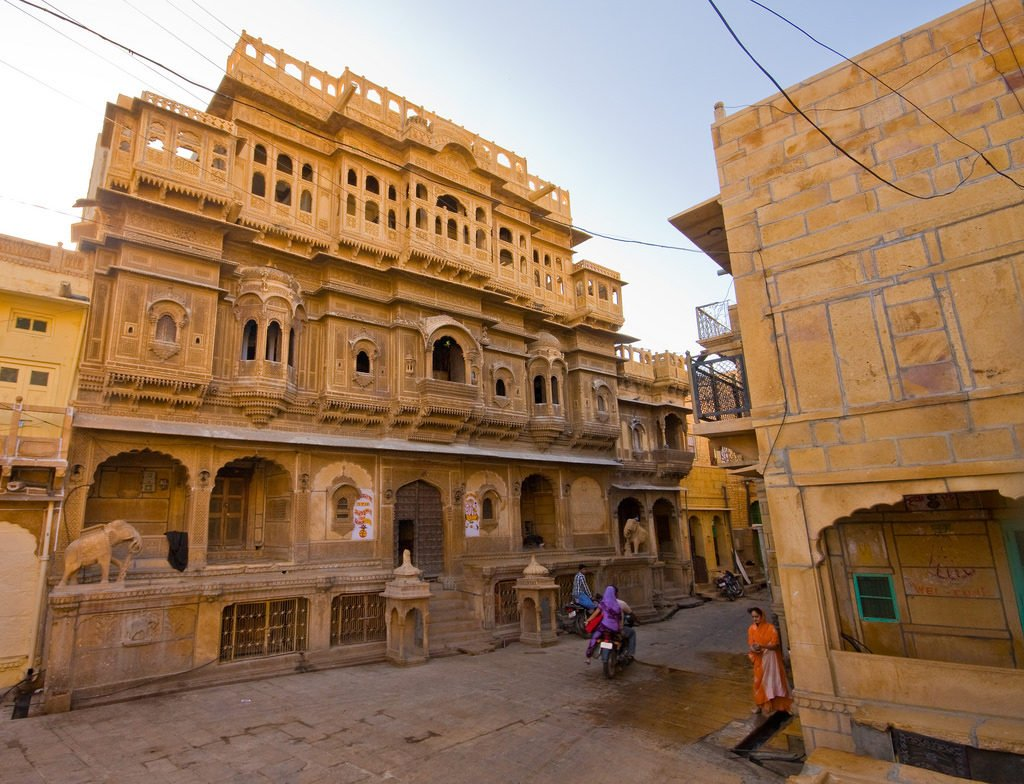 Nathmal Ki Haveli Image Credits: Garret Ziegler via Flickr. under CC by NC-ND 2.0