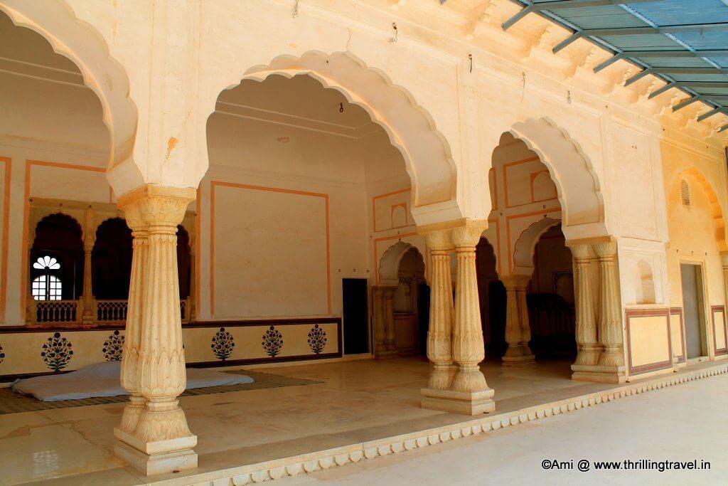 Laxmi Vilas at Jaigarh Fort, Jaipur