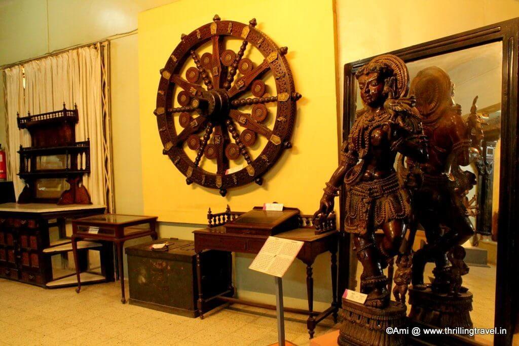 Meenakshi Idol at Kelkar Museum