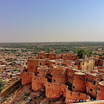 A travel guide to the best things to do in Jaisalmer