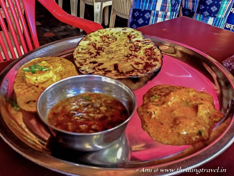 Rajasthani Meal