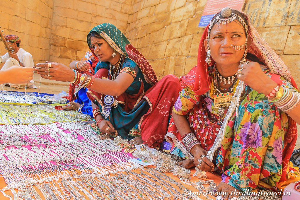 Check out the best places to shop with this travel guide to Jaisalmer