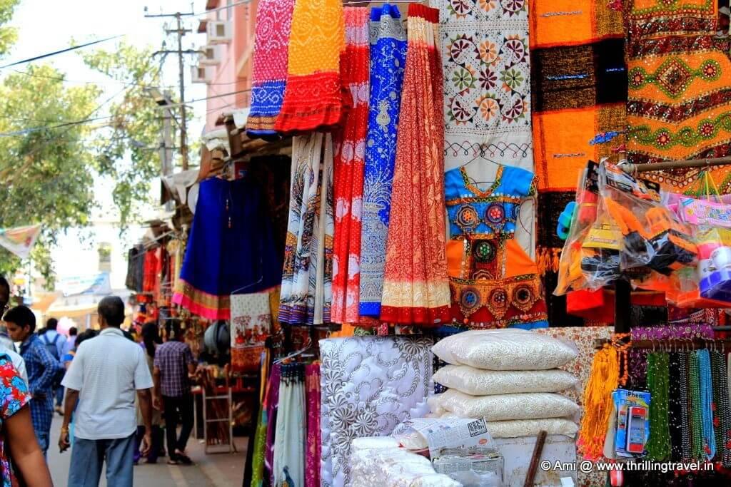Pushkar Bazaar