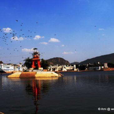 A Pit-Stop at Pushkar
