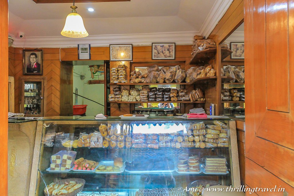 31st January Bakery in the old Latin Quarters