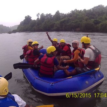 Guide to White Water Rafting in South & West India