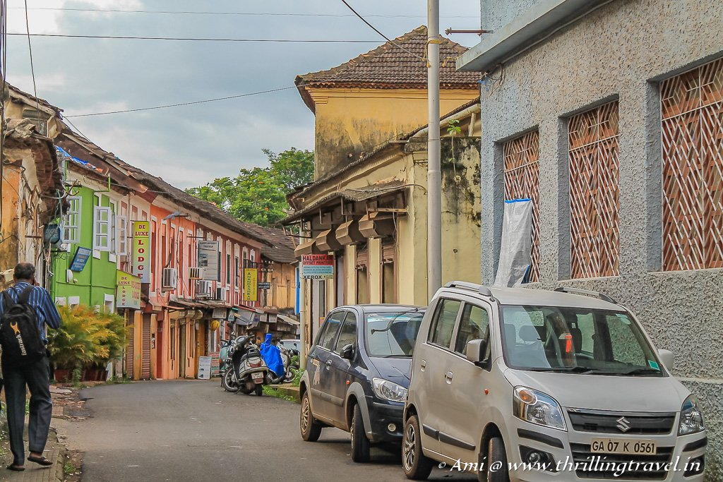 Fontainhas Goa - the living heritage site in Panjim