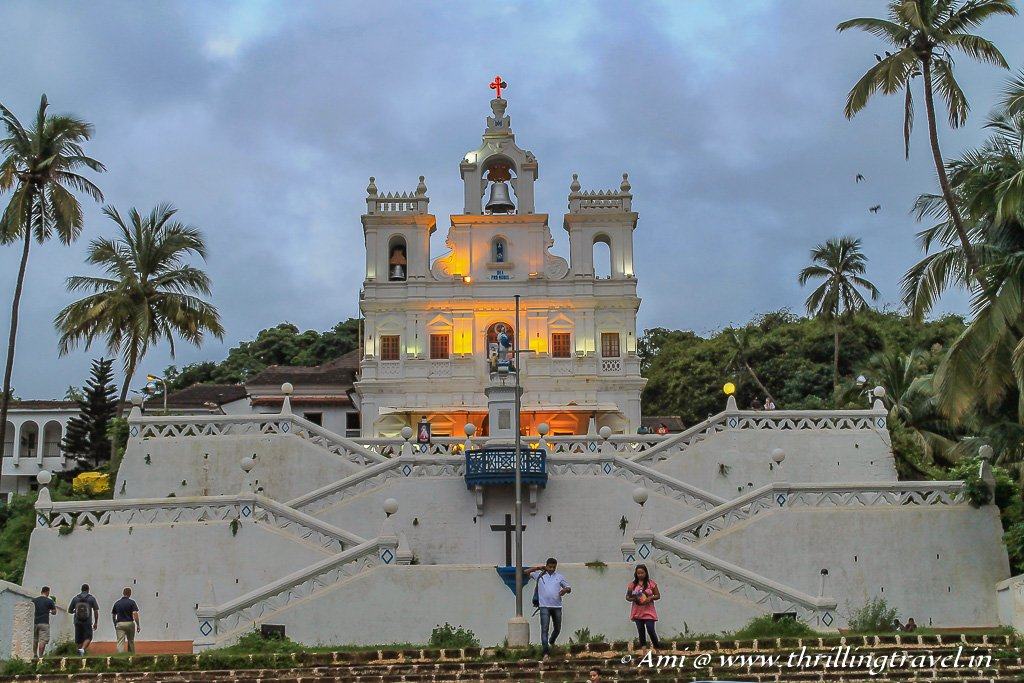 Our Lady of Immaculate Concession Church, Panjim, Goa