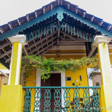 A Heritage Walk through Fontainhas in Panjim, Goa