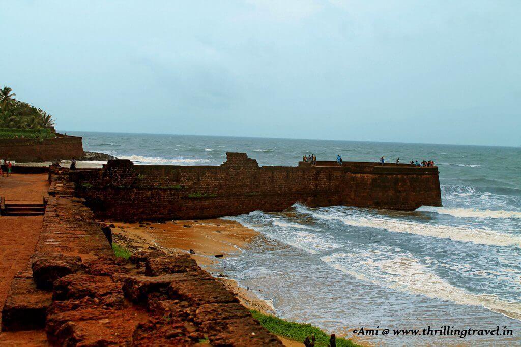 Sinquerim Fort, Goa