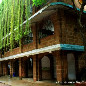 The Unique Schools tour: Extension of the Houses of Goa Museum