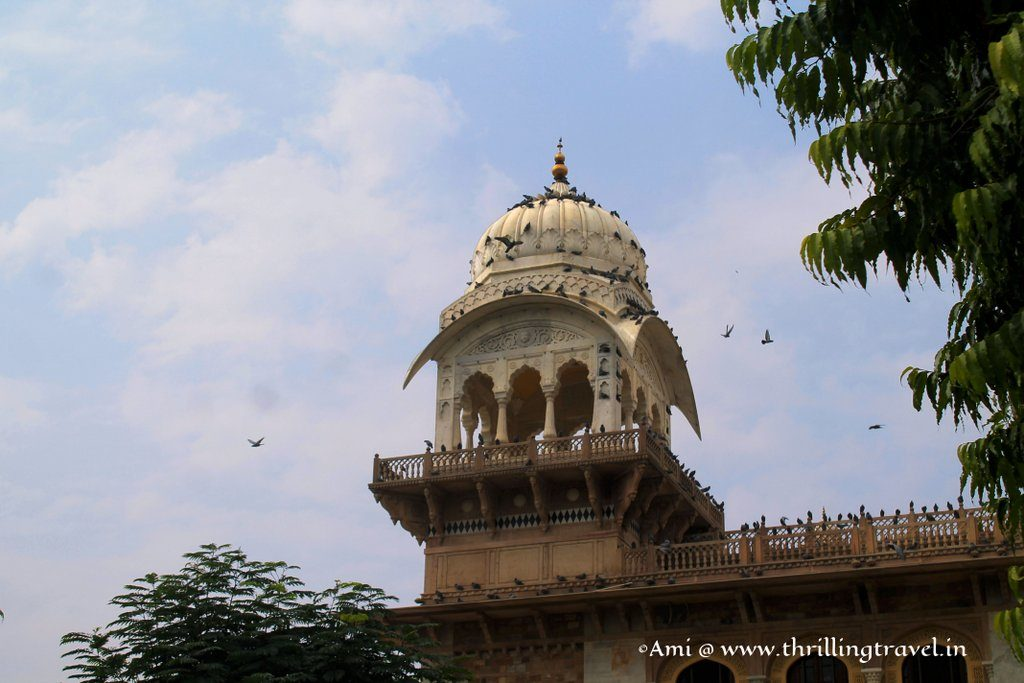 Albert Hall Museum - one of the places to see in Jaipur