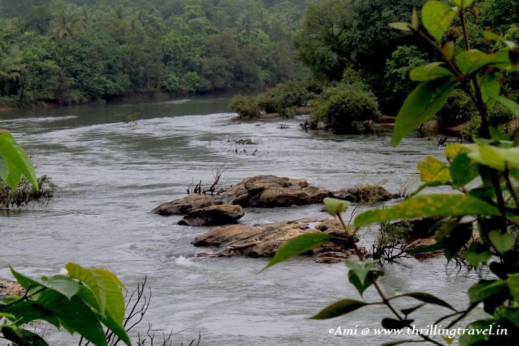River Rafting in Goa.