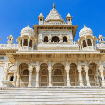 Jaswant Thada – The Taj Mahal of Marwar in Jodhpur