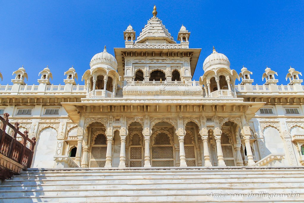 Jaswant Thada - The Taj Mahal of Marwar
