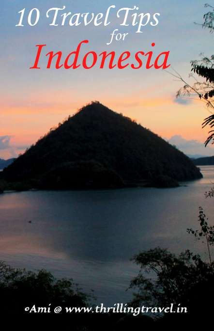 10 Travel Tips for Indonesia