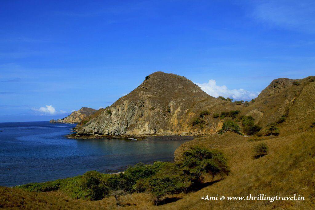 Padar Island, Flores, Indonesia