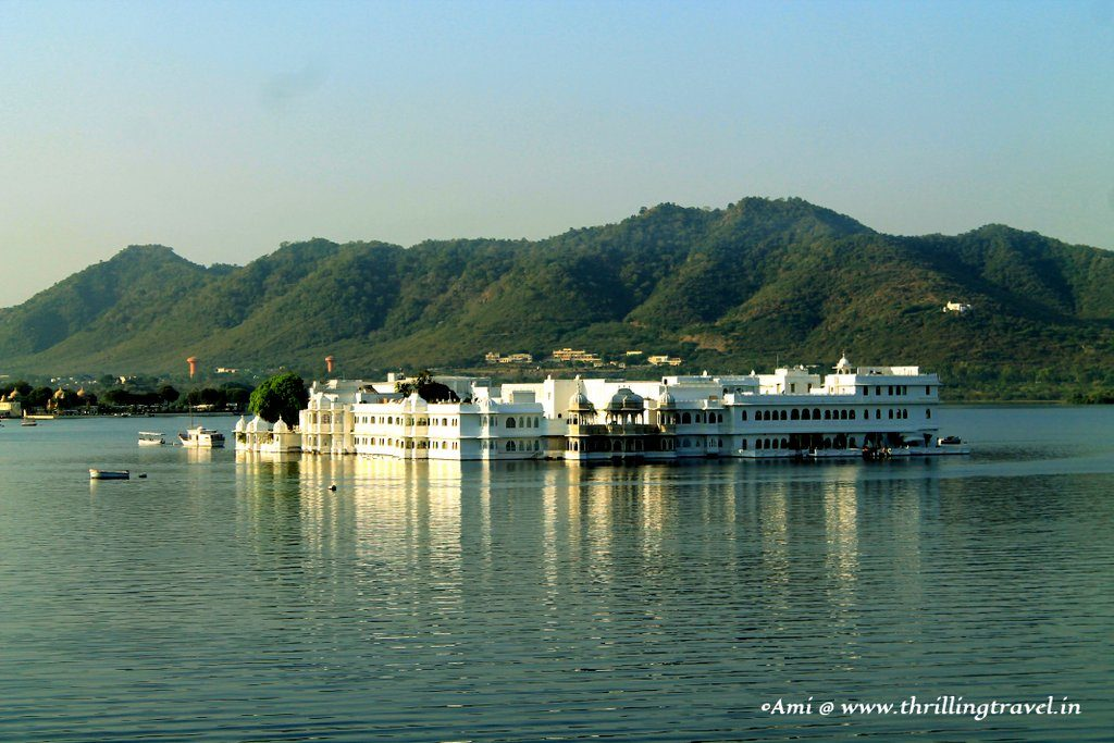 Udaipur - a definite recommendation when experiencing Rajasthan Tourism