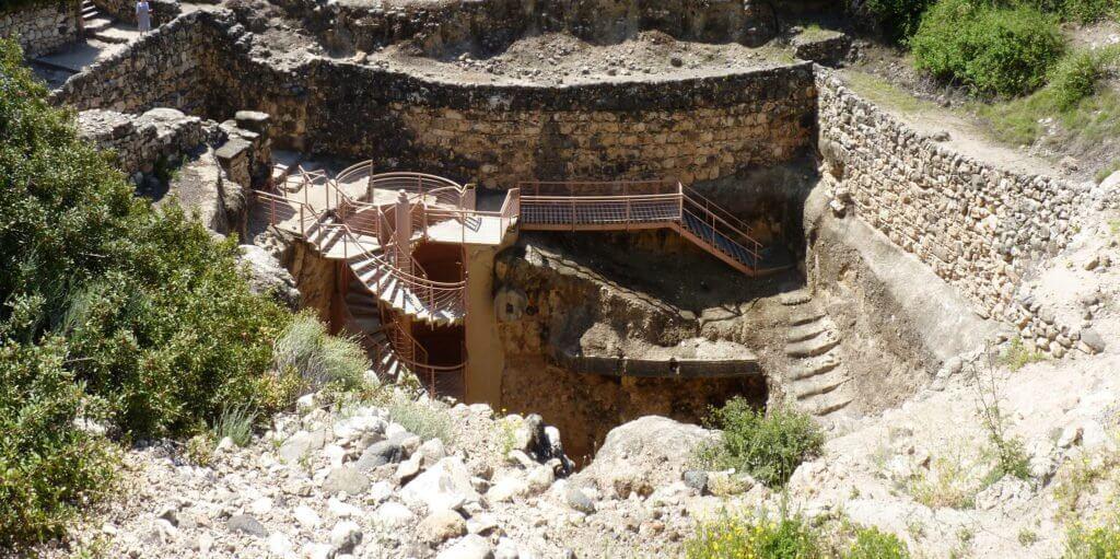 Tel Hazor National Park