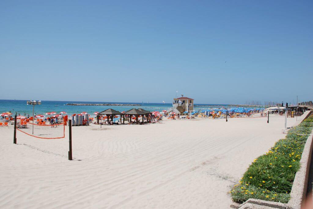 Beaches of Tel Aviv