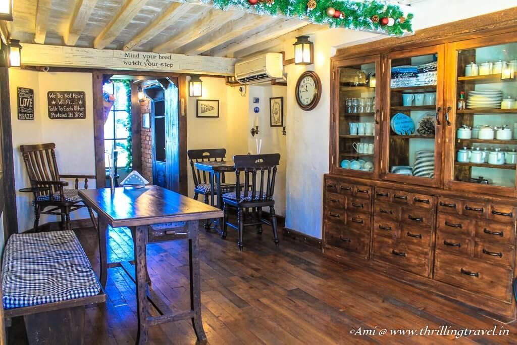 Inside Landour Bakehouse