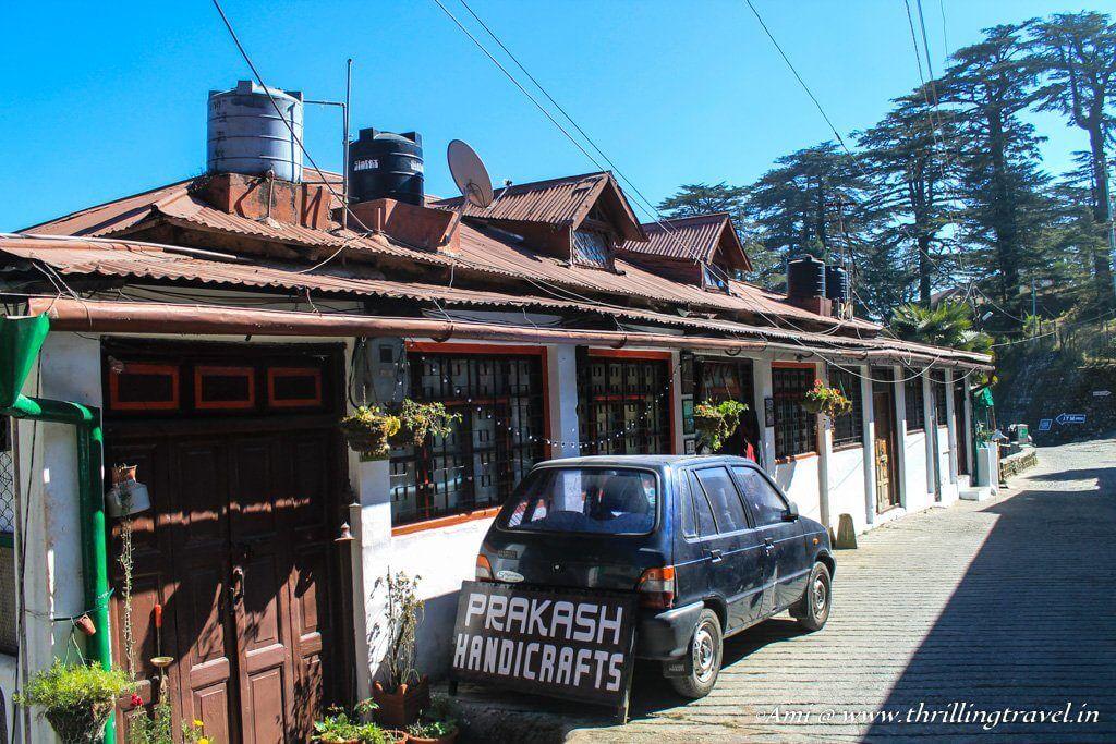 Sisters' Bazaar, Landour