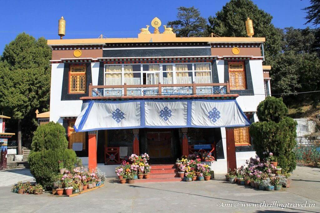 Shedup Choephelling monastery, Happy Valley, Mussoorie
