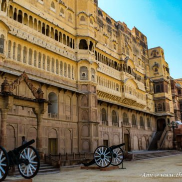 Delights of the Junagarh Fort Bikaner in Rajasthan
