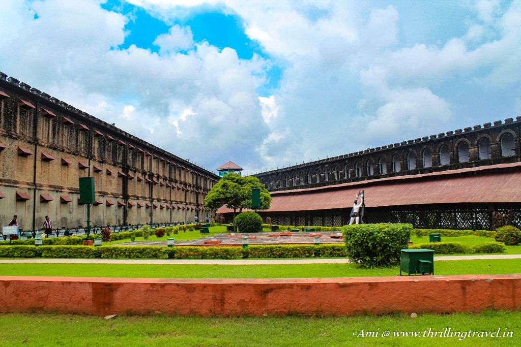 The Melancholic Beauty of the Cellular Jail