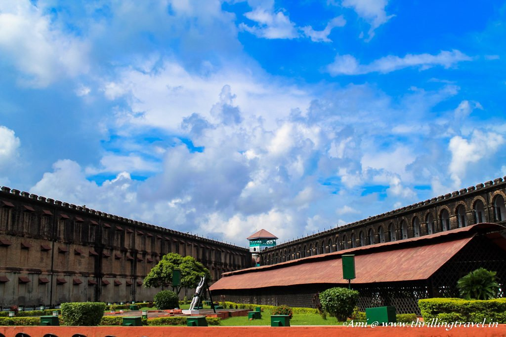 Cellular Jail in Port Blair, Andamans
