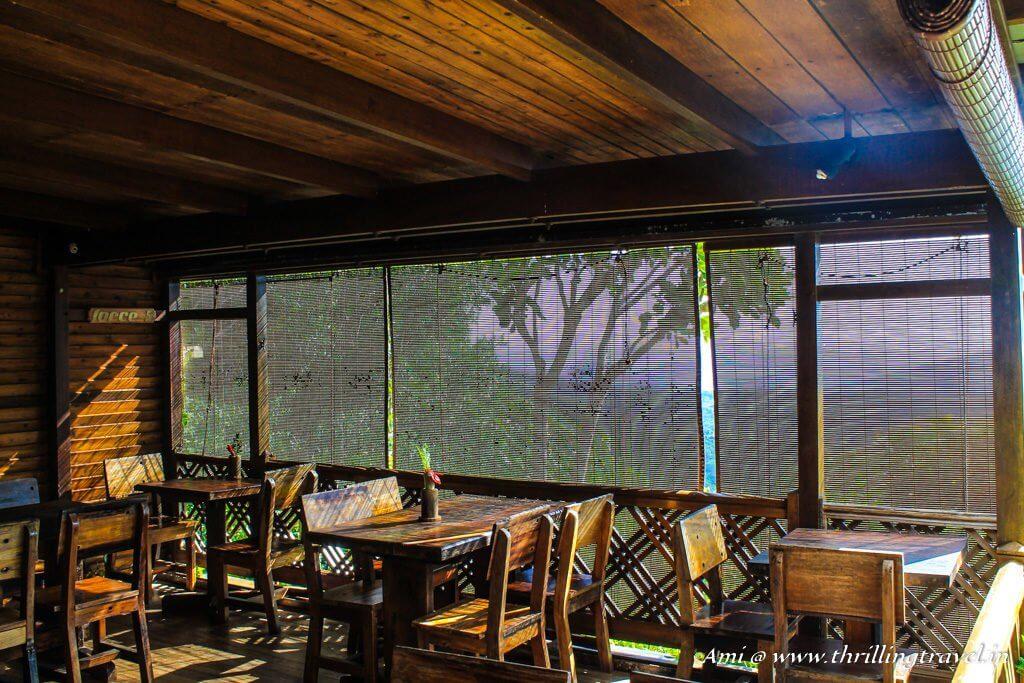 Inside Varangue Sur Mornem Chamarel