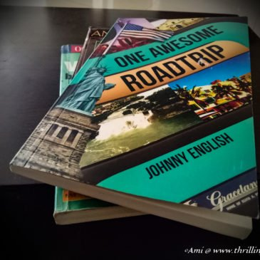 A Travel Book Review: One Awesome Roadtrip by Johnny English
