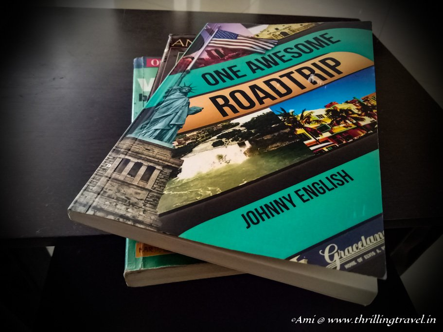 One Awesome Road Trip by Johnny English