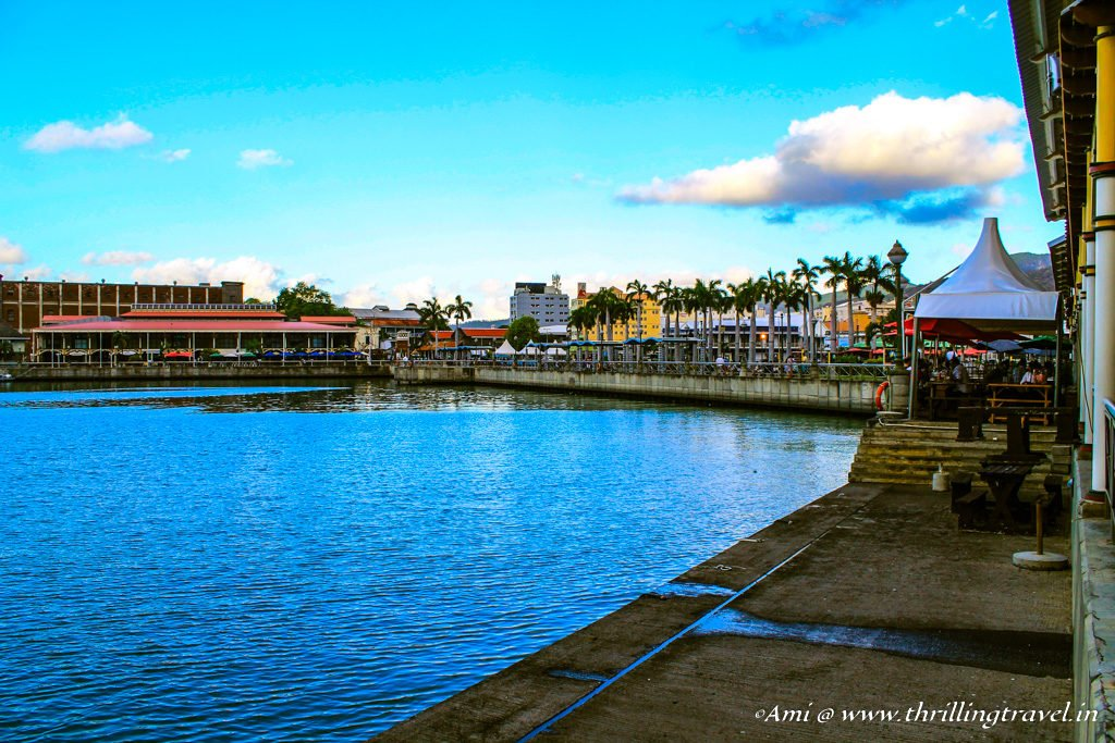 Le Caudan Waterfront, Port Louis