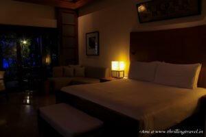 Rooms at Hotel Shanti Maurice, Mauritius