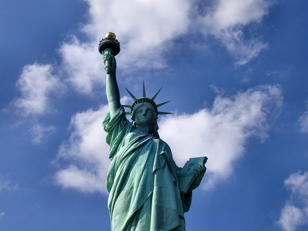Statue Of Liberty Image Credits: Pixabay under CCO