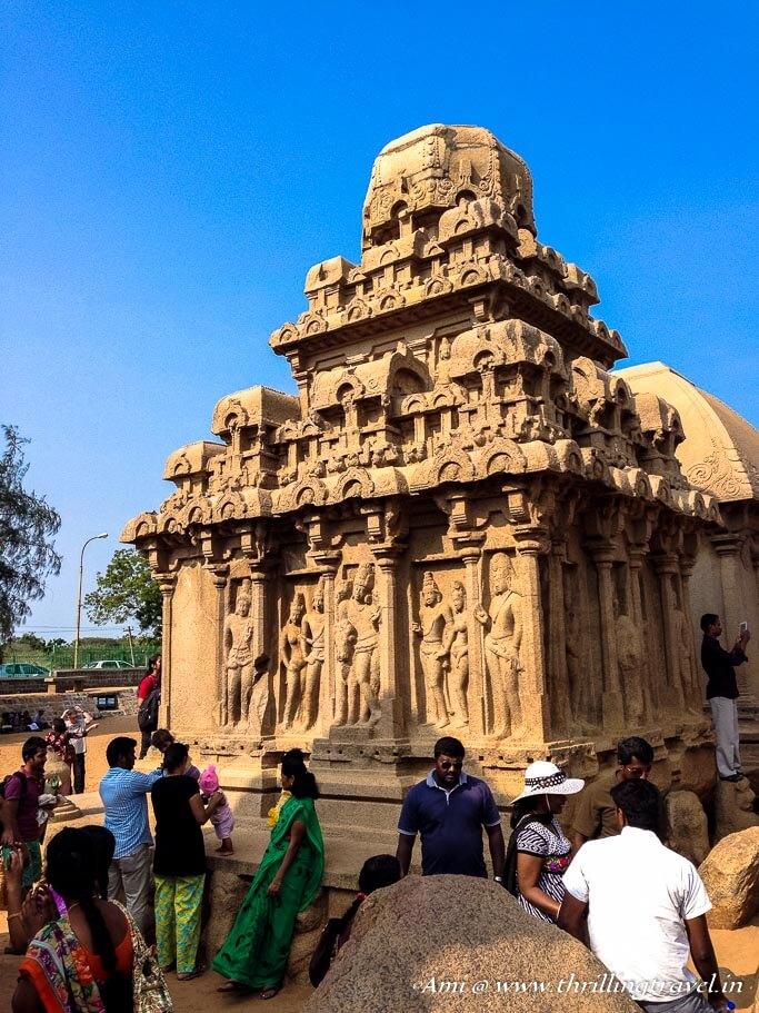 Arjuna's Ratha