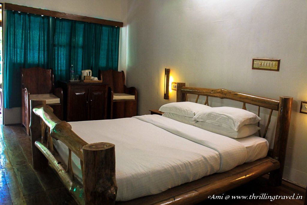 The Wild Orchid Resort at Havelock Island, Andamans